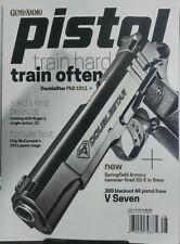 Guns & Ammo Pistol 2017 Train Hard Train Often Double Star 1911 FREE SHIPPING sb