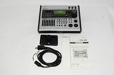 ROLAND V Drum TD-20 Percussion Sound Module RefNo 805