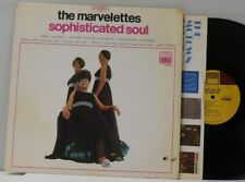 Marvelettes LP Sophisticated Soul on Tamla