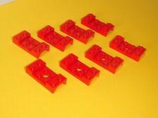 2 eckpaneele 3x3x6 LEGO en blanc de 41055 41062 7288 87421