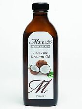 MAMADO NATURAL COCONUT OIL FOR SKIN MOISTURISER & HAIR GROWTH 150ml