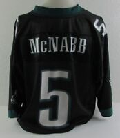 Philadelphia Eagles McNabb #5 NFL Football Jersey Men's XL