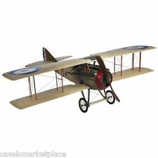 AUTHENTIC MODELS Spad XIII Handmade Military Airplane Flight Aircraft