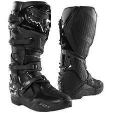 NEW 2021 Fox Instinct MX Motocross Boots -  Black