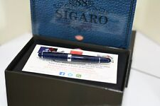FOUNTAIN PEN AURORA 88 LIMITED EDITION  SIGARO BLUE