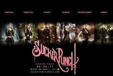 SUCKER PUNCH Movie POSTER 27x40 Jamie Chung Carla Gugino Jon Hamm Vanessa