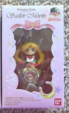 Sailor Moon Twinkle Dolly Star Locket Compact Candy Figure Set 3 Rose NEW