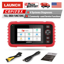 LAUNCH Auto Diagnostic Tool X431 Creader OBD2 Scanner Code Reader Free Update