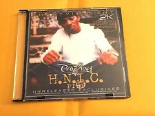 RARE DJ Whoo Kid Prodigy HNIC Pt.1 Unreleased Exclusives MIXTAPE CD MOBB DEEP