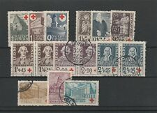 FINLAND SMALL LOT OF EARLIER ISSUES IN COMPLETE SETS, SEE!!