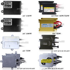 35W 55W 75W 100W H1 H4 H7 H11 H13 9005 9006 9007 H16 5202 Xenon HID Kit Ballast