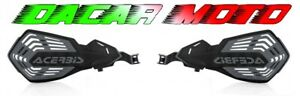 Pair Hand Guards Black/Grey ACERBIS Husqvarna Te 250I 2018 2019 2020 2021