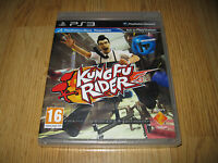 PS3 - Kung Fu Rider - Pal España - Nuevo Y Precintado - Playstation 3