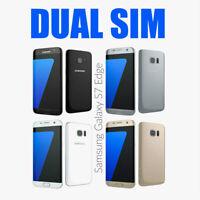 Samsung Galaxy S7 Edge G9350 32GB 64GB 128GB 4G Dual SIM Unlocked Android