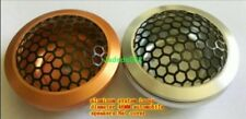"""2pcs 2""""inch car tweeter protection net cover Speaker Grille decoration"""