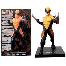 Marvel Now X-Men Wolverine Action Flexible Figures Art Statue Model Boy Kid Toy