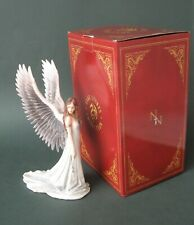 New Nemesis Now Anne Stokes Spirit Guide Figurine Angel Ornament NOW4021 Boxed