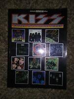 Kiss Guitar Anthology Series Decent Condition