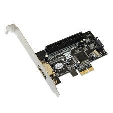 Combo SATAII +IDE PCI-Express RAID Controller Card 1Port IDE and 1port sata Card