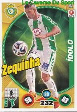 323 ZEQUINHA PORTUGAL FC.VITORIA DE SETUBAL CARD ADRENALYN LIGA 2015 PANINI