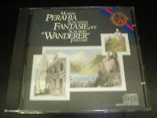 PERAHIA- SCHUMANN Fantasie op.17/ SCHUBERT Wanderer- CD