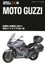 MOTO GUZZI Illustrated Encyclopedia Book