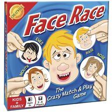FACE RACE la corrispondenza pazza e giocare i bambini Gioco Nuovissimo Sigillato Cheatwell età 8+