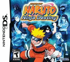Naruto: Ninja Destiny (Nintendo DS) EUR 30 Day Warranty