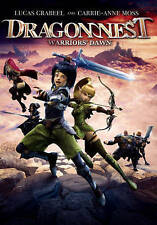 Dragon Nest: Warriors Dawn (DVD, 2015) Brand New