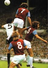 West Ham 1975 FA Cup Final Win Action POSTER