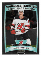 2019-20 Jack Hughes O-Pee-Chee OPC Platinum Marquee Rookie - New Jersey Devils