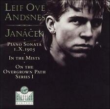 Janacek: Piano Sonata 1.X.1905 / In the Mists / On the Overgrown Path Series I;