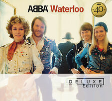 ABBA Waterloo 40th Deluxe CD and DVD 2014