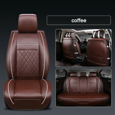 Universal 3D Car Seat Covers for 5 seats Car Volvo Porsche Acura KIA Custom-Fit
