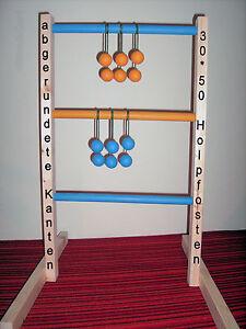 Leitergolf - Laddergolf - Bola - Raab - Golf - Spiele - Geschenk - Ostern - Fun