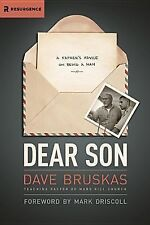 Dear Son : A Father's Advice on Being a Man by David Bruskas (2014, Paperback)