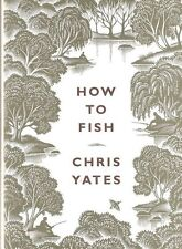 YATES CHRIS COARSE FISHING BOOK HOW TO FISH 1st US EDITION hardback BARGAIN new