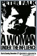 A WOMAN UNDER THE INFLUENCE Movie POSTER 11x17 Peter Falk Gena Rowlands Fred