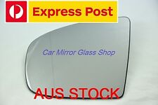 LEFT PASSENGER SIDE BMW X5 E70 2007 - 2013 MIRROR GLASS WITH BASE (2 PINS)