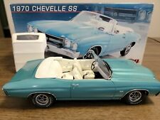 1970 Chevelle SS Convertible 1:18 GMP Limited Edition Die-Cast Replica G1804302