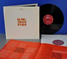 Czeslaw Niemen Idée Fixe Muza Poland '78 1st press insert Vinyl LP cleaned