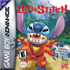 Disney''s Lilo & Stitch GBA New Game Boy Advance