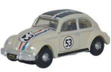 Oxford NVWB001 VW Beetle Herbie modello Rally auto No. 53 1:148 TH scala N Gauge