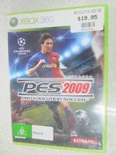 PES Pro evolution socer 2009 Xbox 360