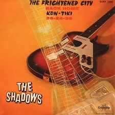CD Single The SHADOWS The Frightened City EP REPLICA 4-TRACK CARD SLEEVE + RARE
