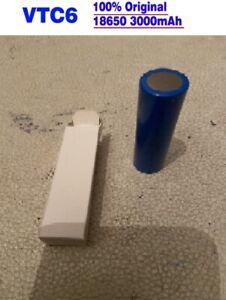 8 Stück PKCELL 18650 Li-Ionen Akku VTC6 | 3,7V 2200mAh 30A für E-Zigaretten 8X