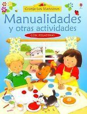 Manualidades Y Otro Actividades (Titles in Spanish) (Spanish Edition)