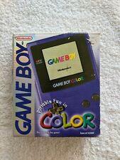 NINTENDO GAME BOY - COLOR (BOXED)
