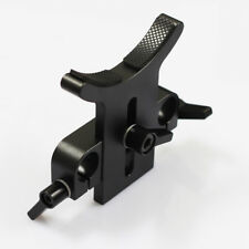 Rising Lens Support Rod Clamp fr 15mm Rod Support System Camera Rig Follow Focus