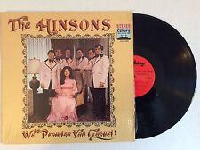1973 The Hinsons WE PROMISE YOU GOSPEL! vinyl LP Calvary STAV5088 NM TESTED